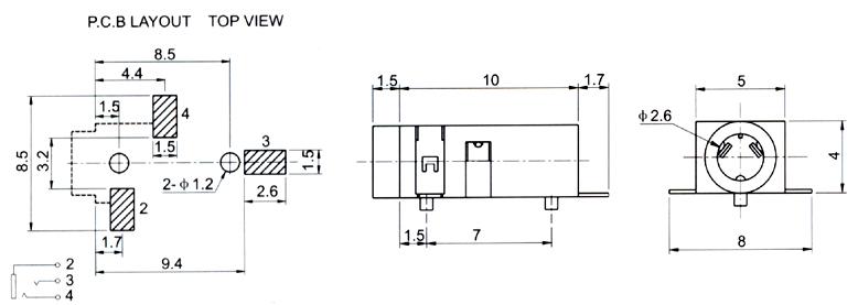 ac25v转dc36v电路图